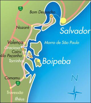 Boipeba, Bahia, Brazil